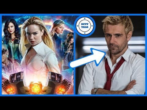 Constantine's Backstory Explored! Breaks Time! | Legends Of Tomorrow Season 4 Episode 7 Review