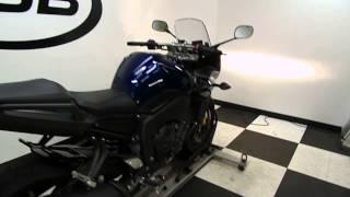 2. 2013 Yamaha FZ1 Blue - used motorcycle for sale - Eden Prairie, MN