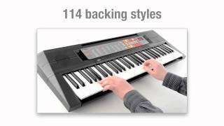 Yamaha psr-f50 ita: presentazione