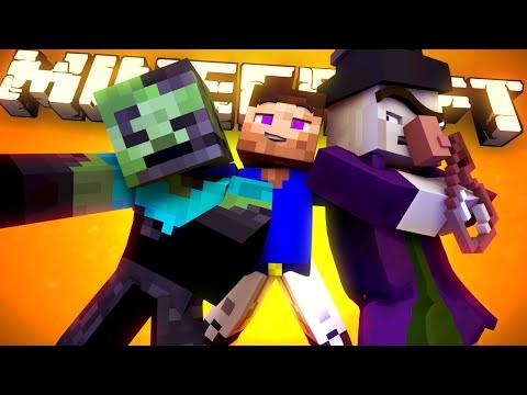 МУТИРУЮЩИЕ МОБЫ! - Обзор Мода (Minecraft)