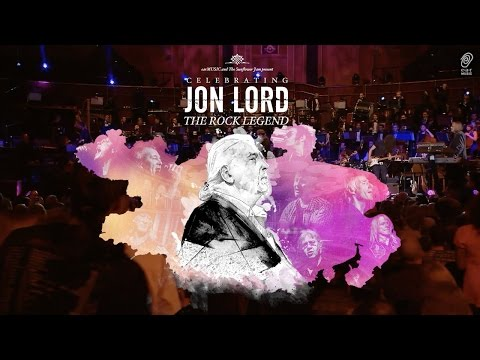 Celebrating Jon Lord 'The Rock Legend' Official Trailer