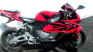 6. 2004 Honda CBR1000RR