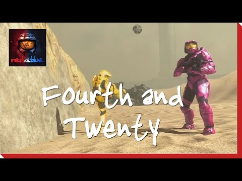 Season 8, Chapter 5 - Fourth and Twenty | Red vs. Blue