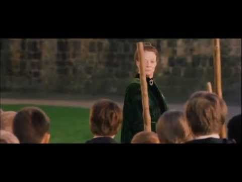 Harry Potter's First Flying Lesson
