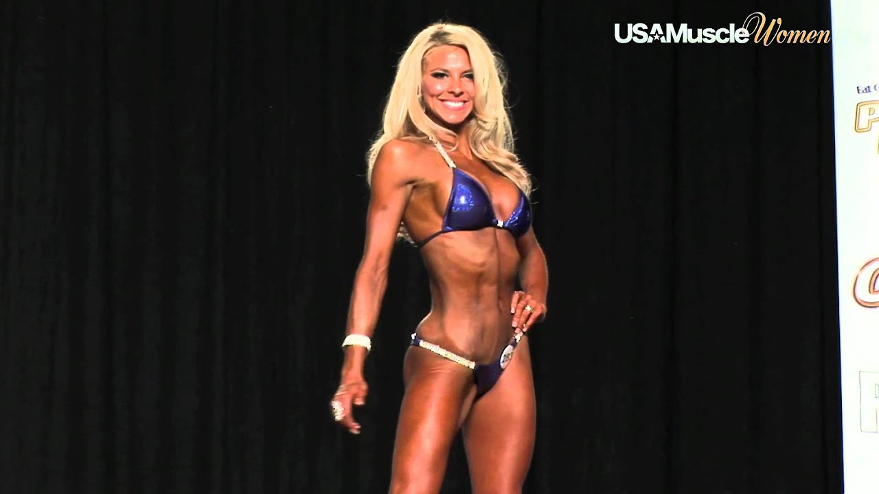 2012 NPC Junior Nationals Women's Figure, Fitness & Bikini Finals
