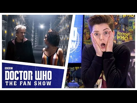 Doctor Who: The Fan Show - Series 10 Trailer, The Pirate Planet and more!