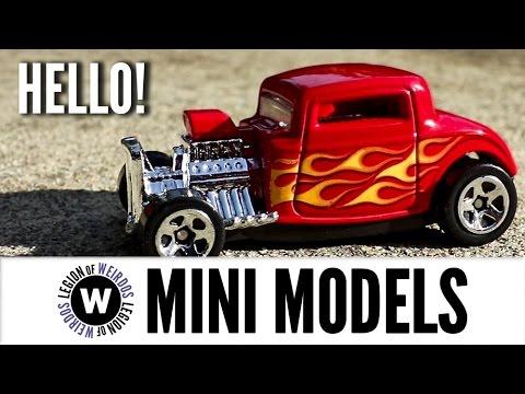 Mini Models Says