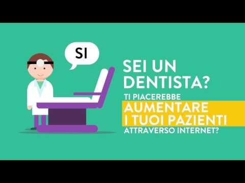 Sei un dentista? Vorresti aumentare il numero dei pazienti attraverso Internet?