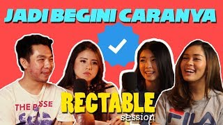 Video CARA VERIFIED DI INSTAGRAM #RectableSession MP3, 3GP, MP4, WEBM, AVI, FLV Mei 2018