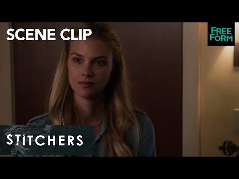 Stitchers | Season 3 Episode 8: Kirsten Meets Cameron's Mom | Freeform