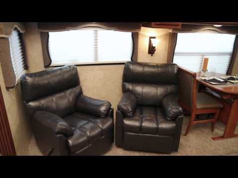 Keystone RV thumbnail for Video: The new Montana, Mountaineer, High Country all have undergone extensive redesigns to make them better than ever.  See why Montana is the best selling high profile fifth wheel in history.
