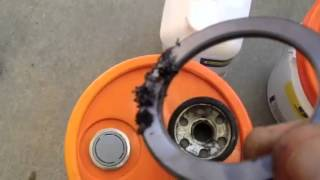 5. Kubota Hydraulic System/Transmission oil change