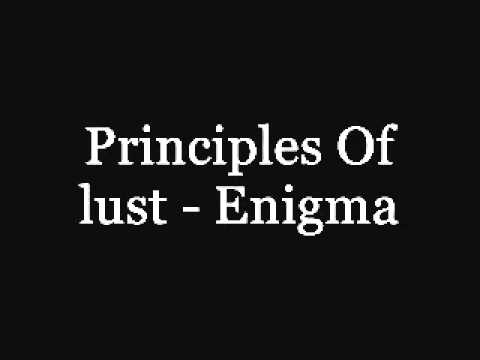 Principles Of Lust - Enigma With Lyrics (In Description)