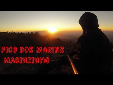 Pico dos Marins e Marinzinho, Piquete - SP 27/08/2016
