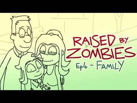 一對勇敢對抗殭屍的父母,爸爸媽媽真偉大!