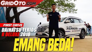 Daihatsu Terios R Deluxe 2018 | First Drive | GridOto
