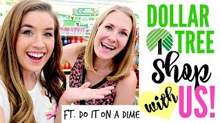 THIS DOLLAR TREE IS MASSIVE!! Today I am doing a HUGE Dollar Tree Shop With Me & Haul! We shopped for organization, back to school supplies, household items, fun things for the kids and much more! Check out Kathryn's video from Do It On A Dime here: https://youtu.be/Oyi0AkoCVt8Link to my 100K Giveaway Entry Form (open until June 30th, 2017): https://gleam.io/TdTnG/lovemegs-100k-giveawayHere is the equipment that I use in making my videos:Canon G7X: http://amzn.to/2qycaSkApple MacBook Pro: http://amzn.to/2ppPlm9Final Cut Pro Software: http://amzn.to/2pzyhsiSunPak Tripod: http://amzn.to/2r7VmCUThese are some products that I get asked about a lot:ALL my cleaning products: https://www.grove.co/referrer/998436/My Dyson Vaccuum: http://amzn.to/2r71qi6Julie's Quilt: http://amzn.to/2r6CkA0CHECK ME OUT ON SOCIAL MEDIA..........Instagram: https://instagram.com/lovemeg09/Twitter: https://twitter.com/lovemegyoutubePinterest: https://www.pinterest.com/meglovesjustin/Mailing Address: PO Box 12, Olivia NC, 28368HERE ARE A FEW OF MY FAVORITE VIDEOS.........SHABBY CHIC FARMHOUSE HOME TOURhttps://www.youtube.com/watch?v=n8xe_W_vUTMWHAT ITS LIKE TO BE MARRIED AT 18https://www.youtube.com/watch?v=f8hhULsCptE10 NETFLIX TV SHOWS TO BINGE WATCHhttps://www.youtube.com/watch?v=ULBmR0c5Gn4DAY IN THE LIFE OF A FIREFIGHTERS WIFE  24 HOUR SHIFThttps://www.youtube.com/watch?v=Tni8T11tMvkMY WEIGHT LOSS JOURNEYhttps://www.youtube.com/watch?v=hGULnv1nark