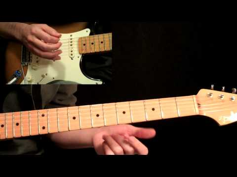 Waiting On The World To Change Guitar Lesson Pt.1 - John Mayer - Verse & Chorus
