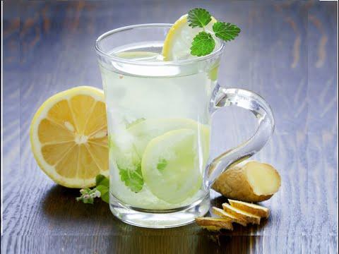 detox zenzero e limone, la tisana depurativa!