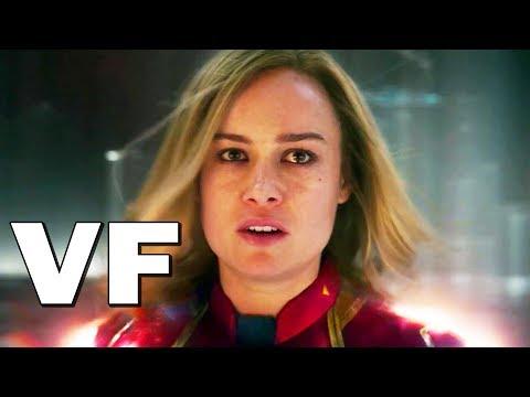Coffret Captain Marvel - édition spéciale E. Leclerc, Blu-ray 4K