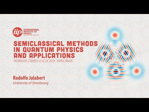 Semiclassical theory of out-of-time-order correlators for (...) - Rodolfo Jalabert