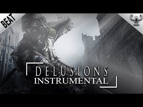 Dark Emotional Piano Underground HIPHOP Beat - Delusions (beatsbyNeVs Collab)