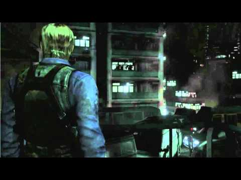 xbox 360 e3 2012 - Resident Evil 6 Gameplay Demo live from E3 2012!! Looks like Michael Bay directed this!! Let me know what you think with a Like and a comment!! My Twitter: h...