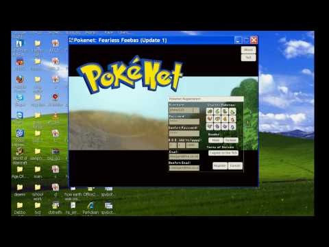 Pokémon (video Game Series) - in this tutorial im going to show you how to get what i think is the best pokemon game for the computer, it is online aswell so please watch and make sure yo...