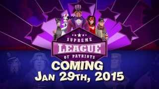 Видео Supreme League of Patriots