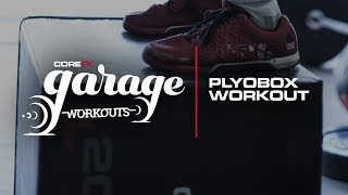 Plyobox Workout | Building Explosive Power