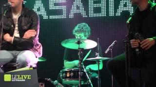 Kasabian - Goodbye Kiss - Le Live