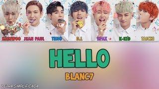 Download Lagu Como Cantar Hello - BLANC7 (Letra Simplificada) Mp3
