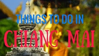 Chiang Mai Thailand  city photo : Things to do in Chiang Mai Thailand | Top Attractions Travel Guide