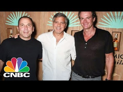 George Clooney Just Sold His Tequila Business For Up To $1 Billion | The Bottom Line | CNBC