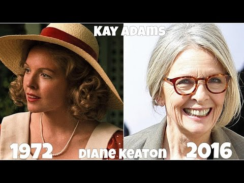 The Godfather Movie Actors 1972-2016, Then and Now