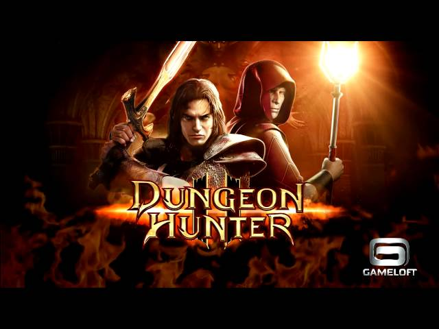 Dungeon Hunter 2 - Android trailer
