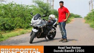 5. Suzuki Bandit 1250S Test Ride Review - Bikeportal