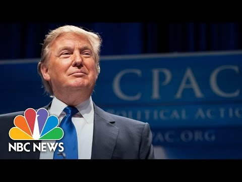 President Donald Trump's CPAC Speech Highlights: 'Fake News' To 'Bad Dudes' | NBC News