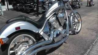 8. Used 2010 Honda Fury VT1300CX Motorcycle For Sale