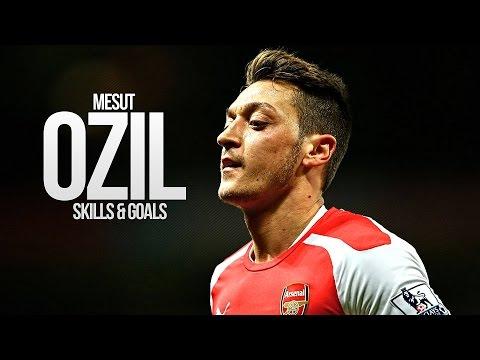 Mesut Ozil - Genius - Skills & Goals 2016/2017 - HD