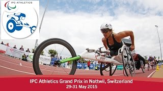 Nottwil Switzerland  city photo : 2015 IPC Athletics Grand Prix, Nottwil