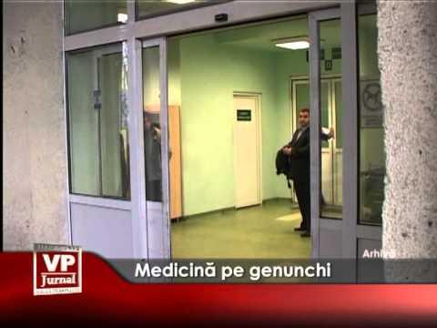 Medicină pe genunchi