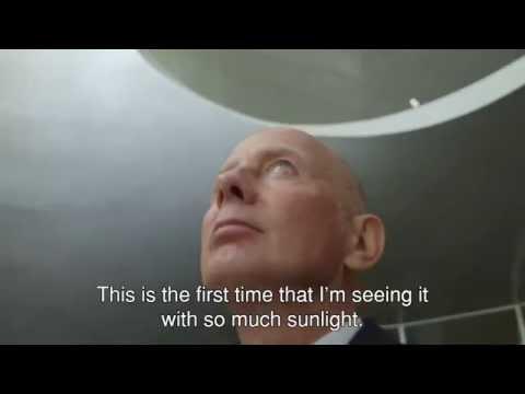 Ben van Berkel interviewed at Arnhem Central Station (English Subtitles)