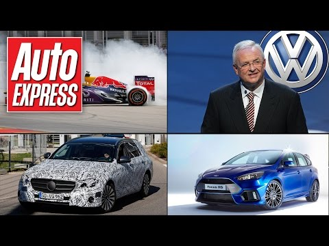 VW emissions scandal explained, Focus RS and new E-Class - car news in 90 secs