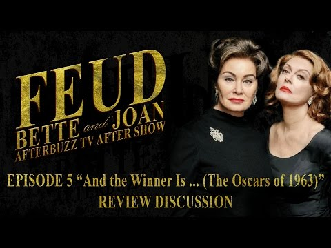 Feud: Bette And Joan Season 1 Episode 5 Review w/ Maria Menounos | AfterBuzz TV