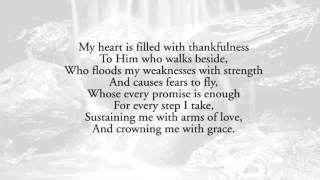 Download Lagu My Heart Is Filled With Thankfulness - Keith & Kristyn Getty Mp3