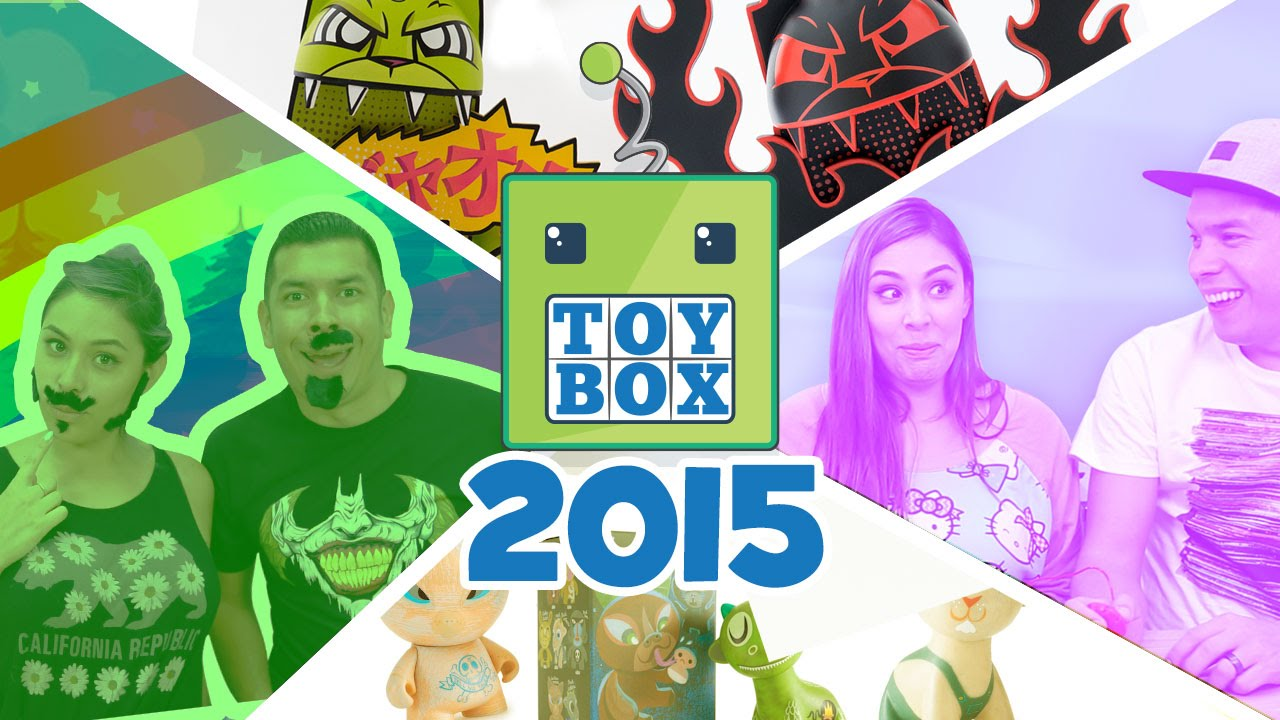 FUNNY & MEMORABLE YEAR – Toy Box 2015 | Montage