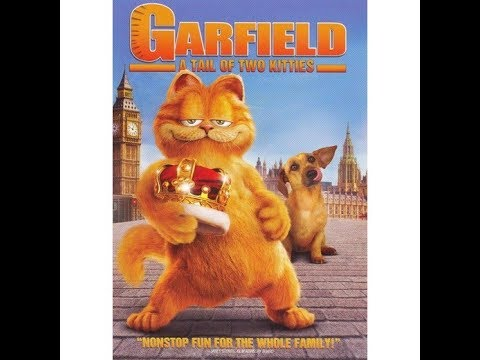 Opening To Garfield 2: A Tail Of Two Kitties 2006 DVD