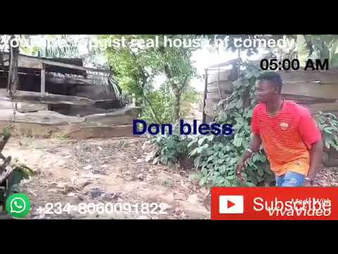 😀Stolen Palm Wine 😀by (Topgist real house of comedy) (Nigeria Comedy)
