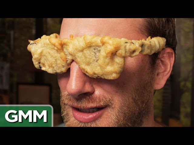 Good Mythical Morning In Spanish : Will it deep fry taste test alimusicsite